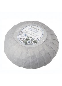 100gr Rnd Soap - Cotton Flower