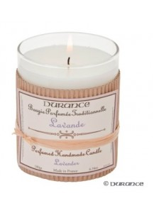 Handcrafted candle - Lavander
