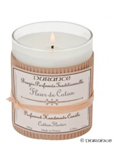 Scented Candle - Cotton