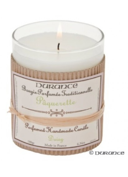 Handcrafted Candle - Daisy