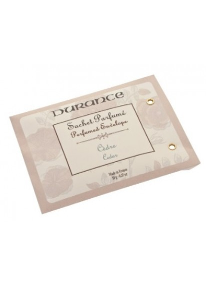 Scented Envelope - Cedar
