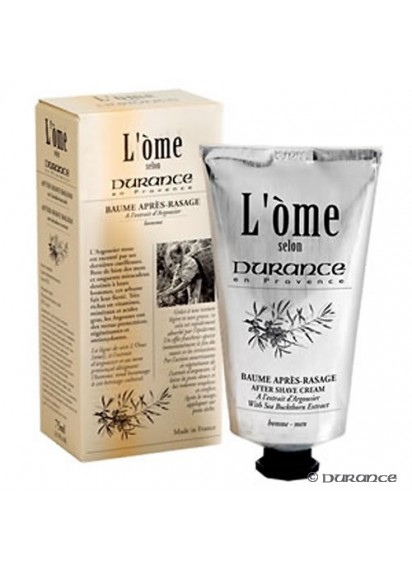 L'ome After Shave Cream