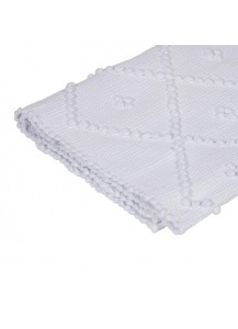 Large Diamond Bathmat